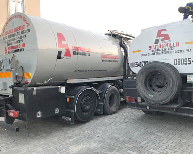 Diesel Supply Lekki Lagos.
